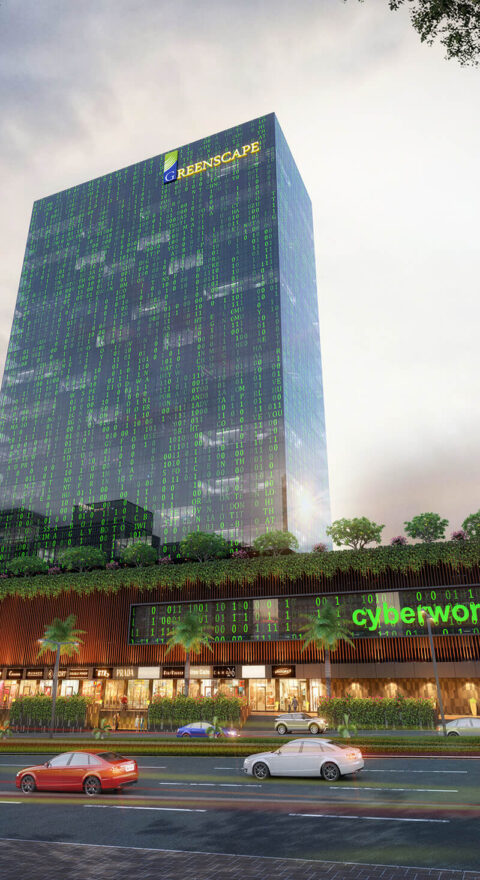 Cyber Works in Mahape, luxurious office spaces of Navi Mumbai, real estate investment in navi mumbai
